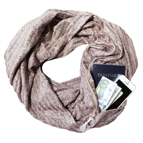 Image of Convertible Pocket Scarf