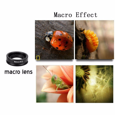 Image of 5in1 Cell Phone Lenses