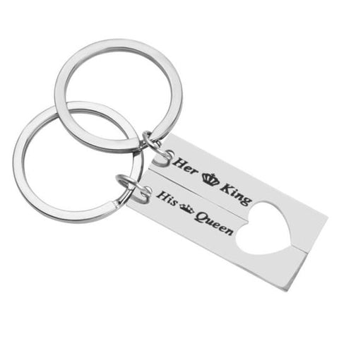 Image of Personalised Calendar Keychain
