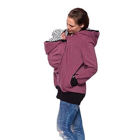Image of Baby Carrier Hoody