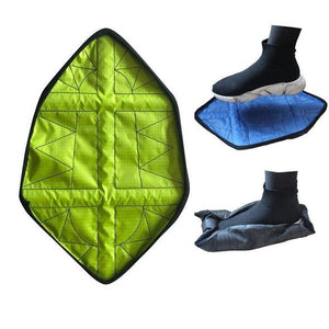 Shoe Cover Reusable Dust Waterproof Rain Reusable Hands-free