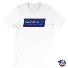 Load image into Gallery viewer, C.R.E.A.M - Crypto Rules Everything T-Shirt