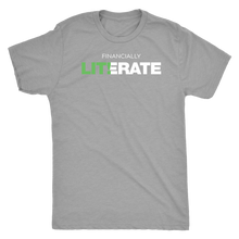 Load image into Gallery viewer, Financially LITerate! T-Shirt