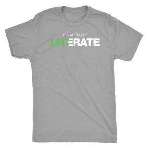 Financially LITerate! T-Shirt