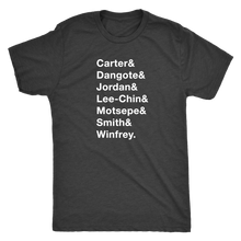 Load image into Gallery viewer, The Black Billionaire List T-Shirt