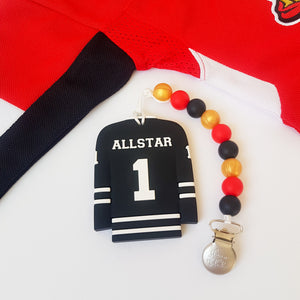 OTTAWA Hockey Pacifier Clip