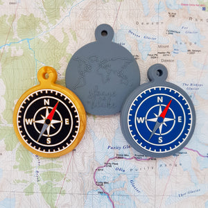 Compass Teether