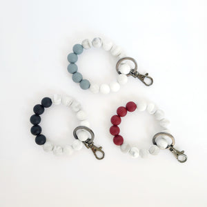 CARRARA Bracelet Key Ring