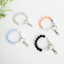 Load image into Gallery viewer, CARRARA PETITE Bracelet Key Ring