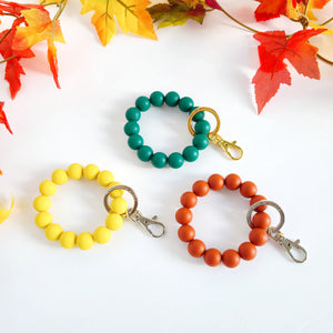 MAPLE Bracelet Key Ring
