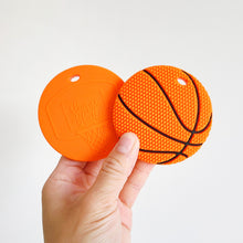 Load image into Gallery viewer, BASKETBALL Teether
