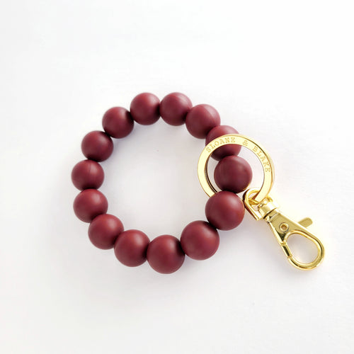 WINE Bracelet Key Ring