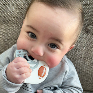 Football Helmet Teether