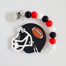 Load image into Gallery viewer, CALGARY Football Teether Clip