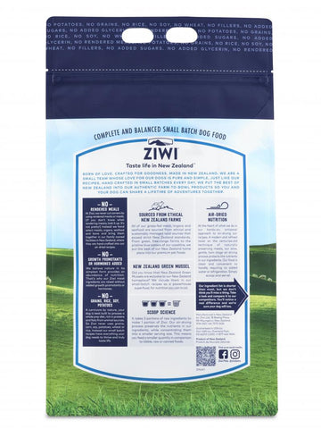 ZiwiPeak - Air-Dried Lamb For Dogs