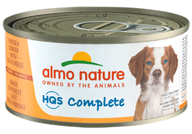 Almo Nature - HQS Complete Chicken Dinner with Egg and Cheese (For Dogs)