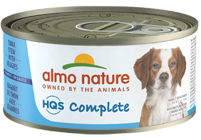 Almo Nature - HQS Complete Tuna Stew with veggies