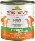 Almo Nature - HQS Natural Chicken Drumstick Entree