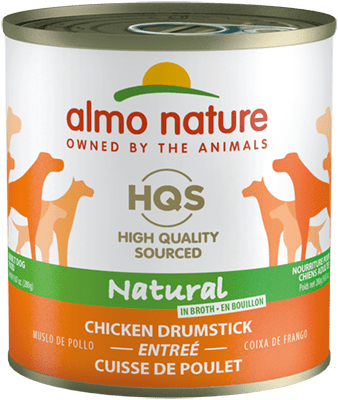 Almo Nature - Chicken drumstick