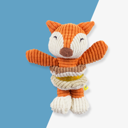 BeOneBreed - Baby Fox (Puppy Toy)