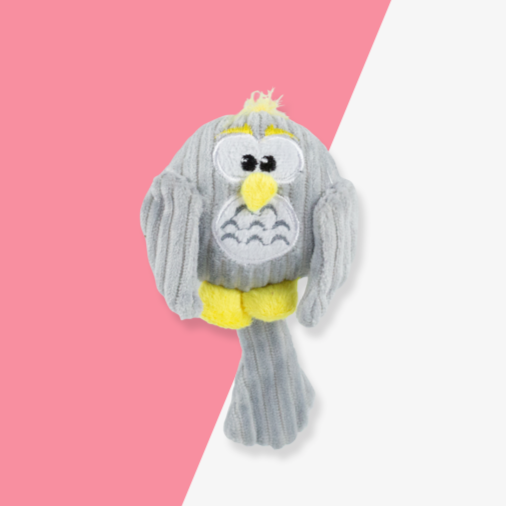BeOneBreed - Baby Owl (Puppy Toy)