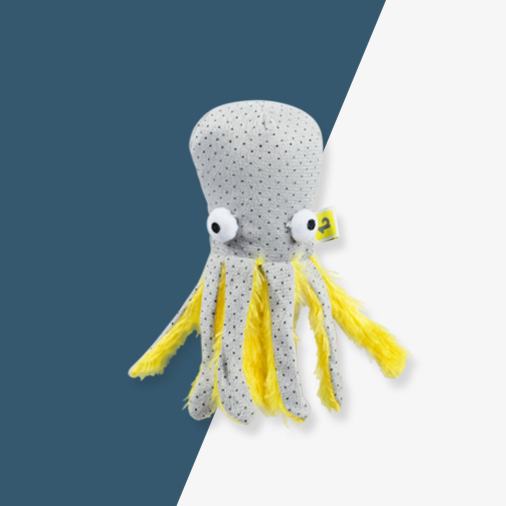 BeOneBreed - Octopus (For Cats)