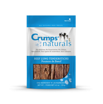 Crumps' Naturals - Beef Tendersticks Treat