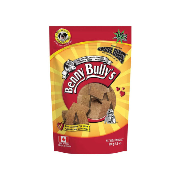 Benny Bully's - Liver Chops - Small Bites - ARMOR THE POOCH™