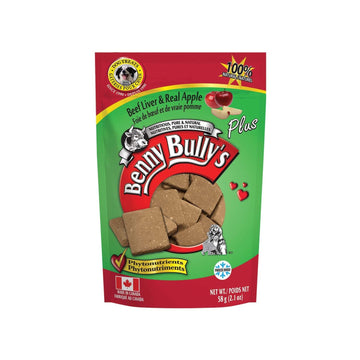 Benny Bully's - Liver Plus - Apple