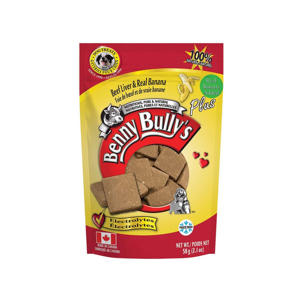 Benny Bully's - Liver Plus - Banana - ARMOR THE POOCH™