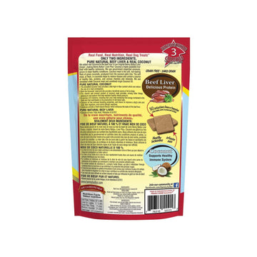 Benny Bully's - Liver Plus - Coconut