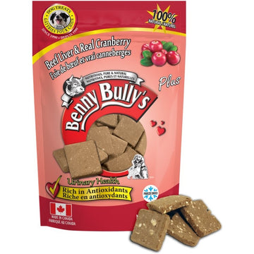 Benny Bully's - Liver Plus - Cranberry