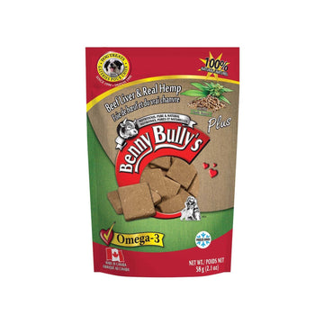 Benny Bully's - Liver Plus - Hemp