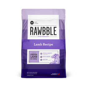 Bixbi Rawbble - Dry Food - Lamb Recipe