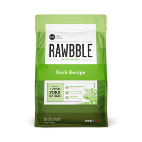 Bixbi Rawbble - Dry Food - Pork Recipe