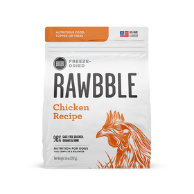 Bixbi Rawbble - Freeze Dried - Chicken Recipe