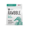 Bixbi Rawbble - Freeze Dried - Duck Recipe