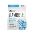 Bixbi Rawbble - Freeze Dried - Salmon & Chicken Recipe