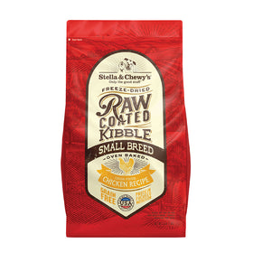 Stella & Chewy's - Cage-Free Chicken Raw Coated Small Breeds Kibble (Grain Free)