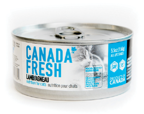 Canada Fresh - Wet Lamb Formula for Cats