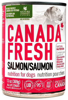 Canada Fresh - Wet Salmon Formula for Dogs
