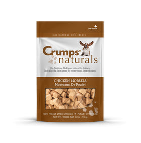 Crumps' Naturals - Chicken Morsels Treat