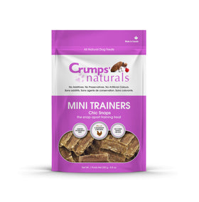 Crumps' Naturals - Mini Trainers Chic Snaps Treat