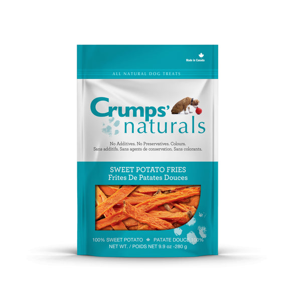 Crumps' Naturals - Sweet Potato Fries - ARMOR THE POOCH