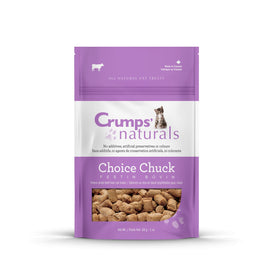Crumps' Naturals - Choice Chuck Treat (For Cats)