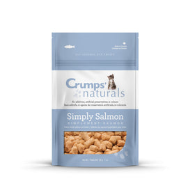 Crumps' Naturals - Simply Salmon Treat (For Cats)