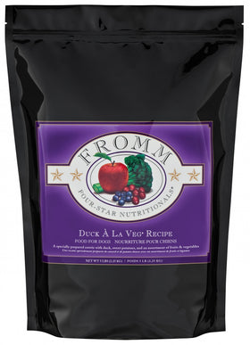 Fromm - Duck À La Veg Recipe(Dry Dog Food)