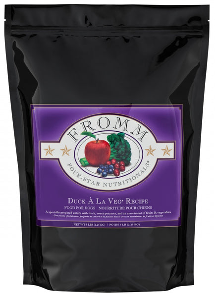 Fromm - Duck À La Veg Recipe(Dry Dog Food) - ARMOR THE POOCH
