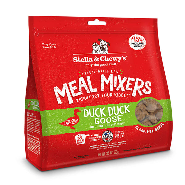 Stella & Chewy's - Duck Duck Goose Meal Mixers(Adult) - ARMOR THE POOCH