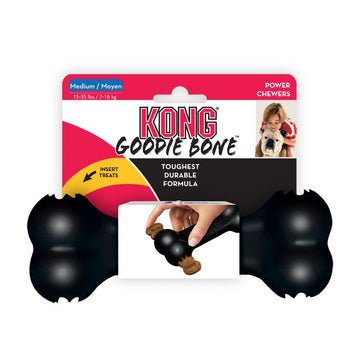 KONG - Extreme Goodie Bone (Black)